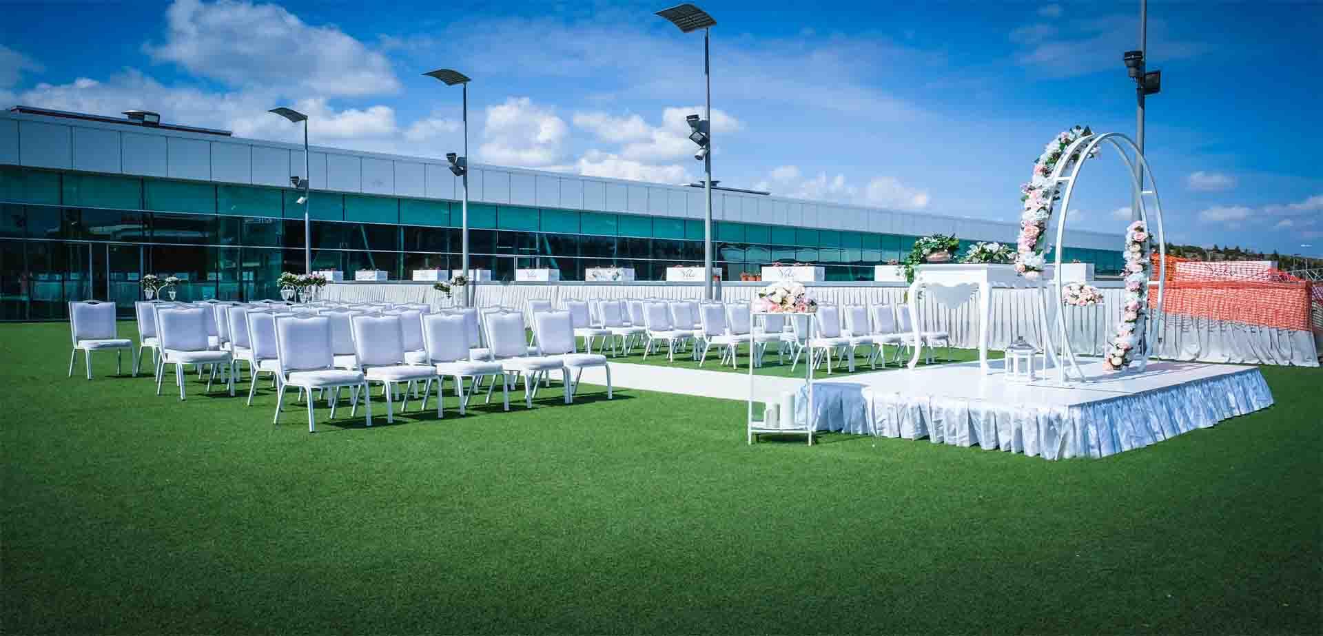 Açık Hava Düğün Salonu